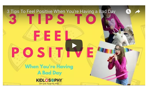 How To Feel Positive Even On Bad Days