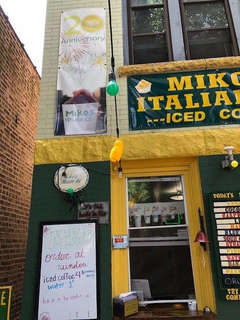 Miko's Italian Ice